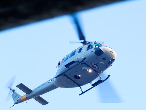 U.S.A.F UH-1