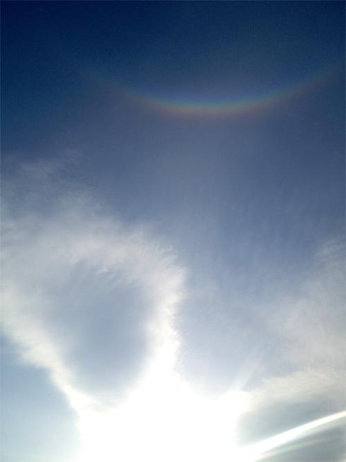 環水平アーク 2014.05.04東京多摩