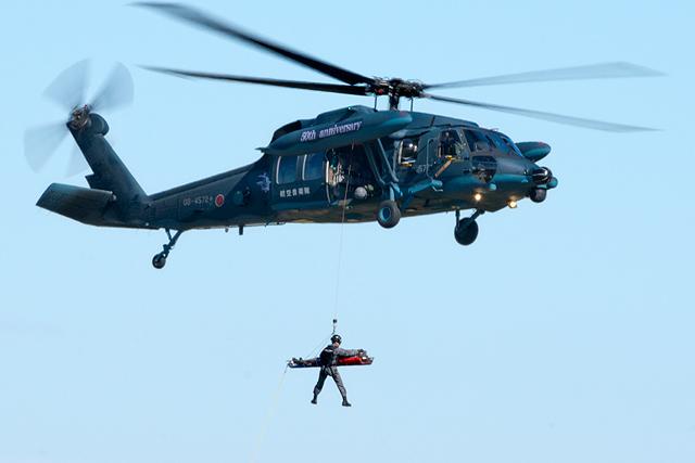 UH-60 救難
