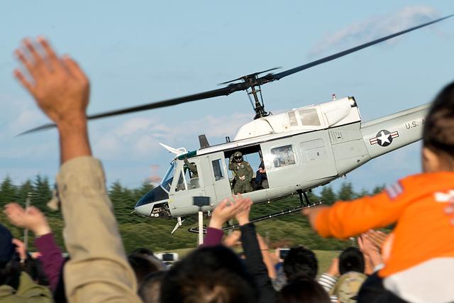 UH-60 米空軍