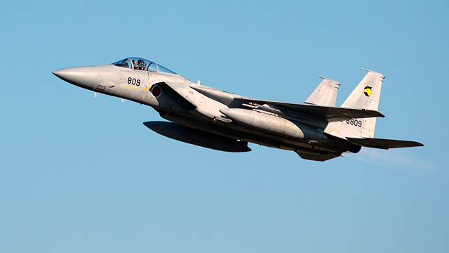 F-15J 22-8809