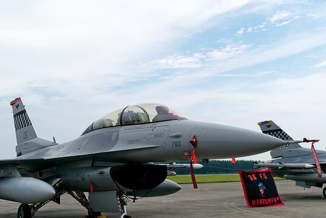 F-16DM