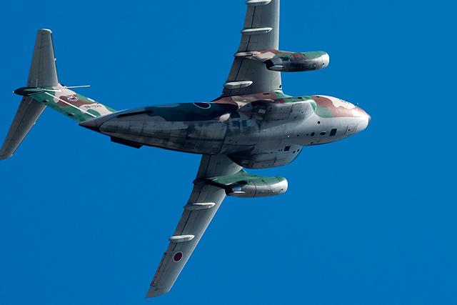 C-1 空挺降下